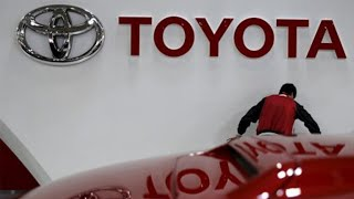 Toyota '86 sportscar totalled; Toyota recalls vehicles for seat belt problem - Compilation