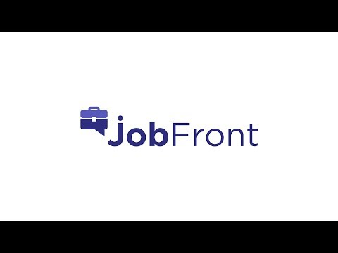 JobFront – Your Job Search Engine