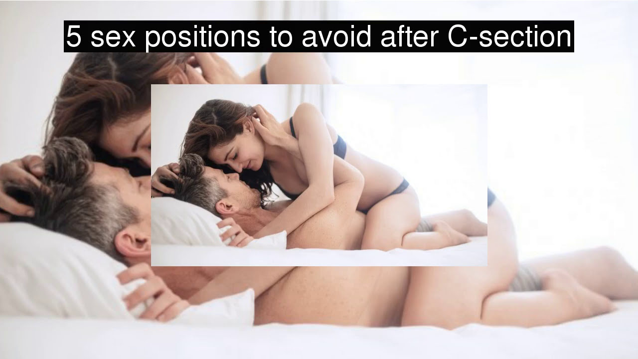 Sex after cesarean