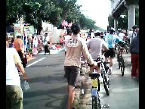 Education Days and Car free Day Jakarta