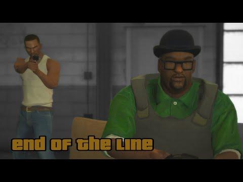 End Of The Line | GTA V