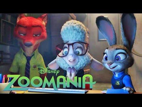 ZOOMANIA - Zweite Bürgermeisterin Bellwether - Disney HD
