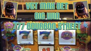 🚨VGT 777 BOURBON STREET MAX BET WIN🚨KICKAPOO LUCKY EAGLE CASINO