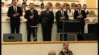 Группа Живая вода (20 лет в служении)(13 января 2013 года в церкви