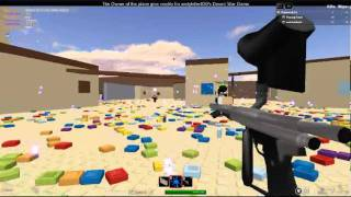 ROBLOXLOLZ episode 8. Paintball Wars