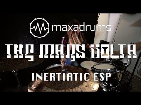 THE MARS VOLTA - INERTIATIC ESP (Drum Cover + Transcription / Sheet Music)