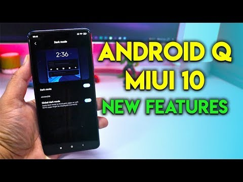Redmi K20 Pro Android Q MIUI 10 9 8 15 Packed With NEW FEATURES