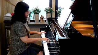Piano Marly Azevedo Andersson Joy to the world 668