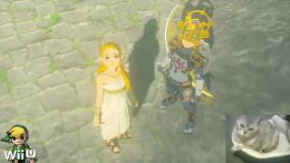 Zelda BOTW: After Credits Ending