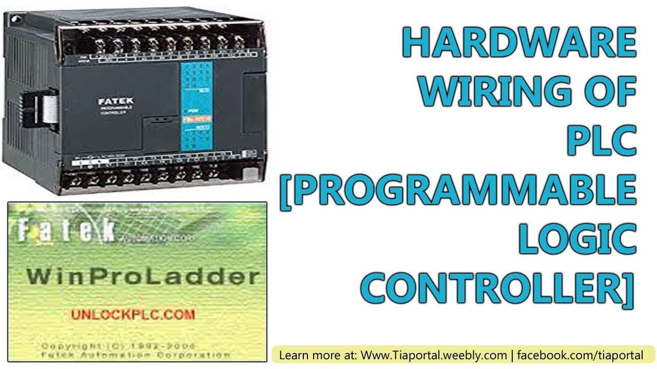 1 How To Do Wiring Of Fatek Plc Npn Pnp Wiring Of Fatek Plc Programming