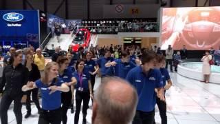 Shape of you - Ford Salon International de l'Automobile de Genève