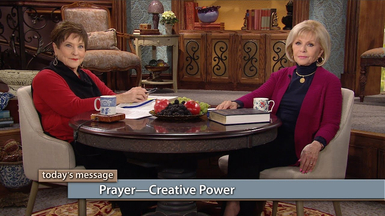Prayer—Creative Power | Kenneth Copeland Ministries