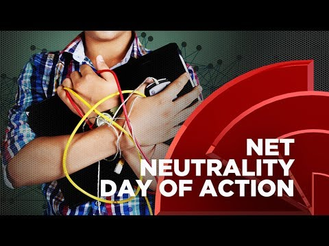 Tech Giants Mobilize For Net Neutrality Day To Protest The FCC's Proposed Rollback
