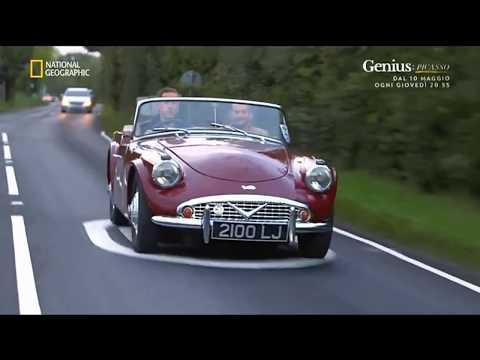 I maghi del garage - Una splendida Daimler