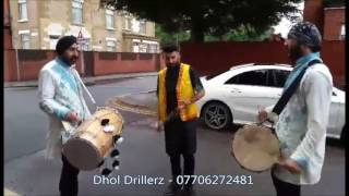 Dhol Player, Brass Band Baja & Dancers!Wedding/Occasions Manchester, Bolton, Oldham, Rochdale, Leeds