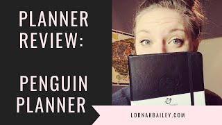 PLANNER REVIEW: Penguin Planner