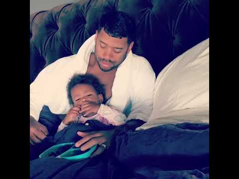 Ciara Shares Adorable Family Photo with Russell Wilson After Their ...