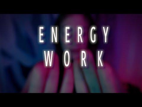 Energy Work   Reiki   ASMR