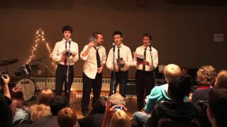 "First Coffeehouse 2012-2013: ""Hello!"" from The Book of Mormon"