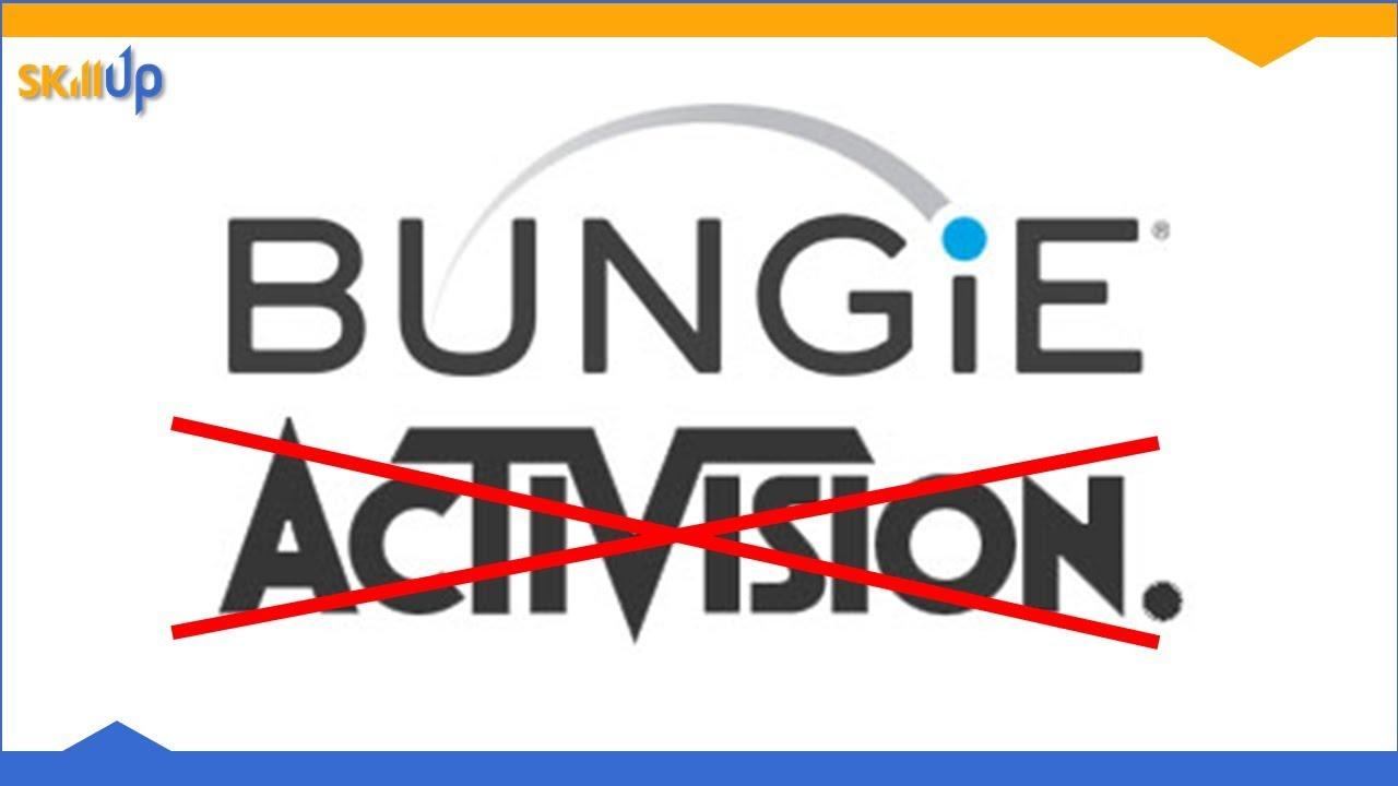 Mi reacción a la división de Bungie Activision + vídeo
