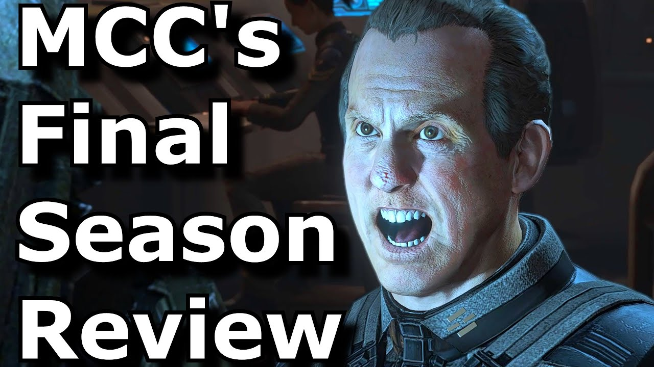 How is the final Halo MCC seasonal content drop?