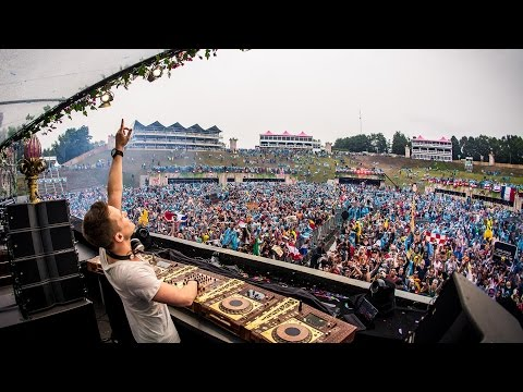 Dannic Live at Tomorrowland 2015 [FULL HD]
