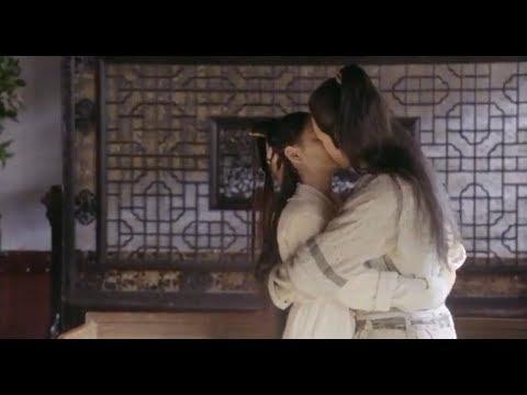 #ดาบมังกรหยก2019   #倚天屠龍記   จูบเดียวแทนทุกคำรำพัน
