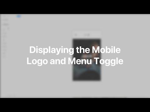 Displaying The Mobile Logo And Menu Toggle   YOOtheme Documentation (Joomla)