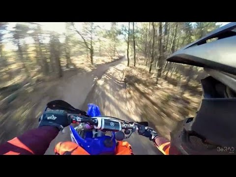 Awesome and Beautiful Trail Riding - 2016 yz250x