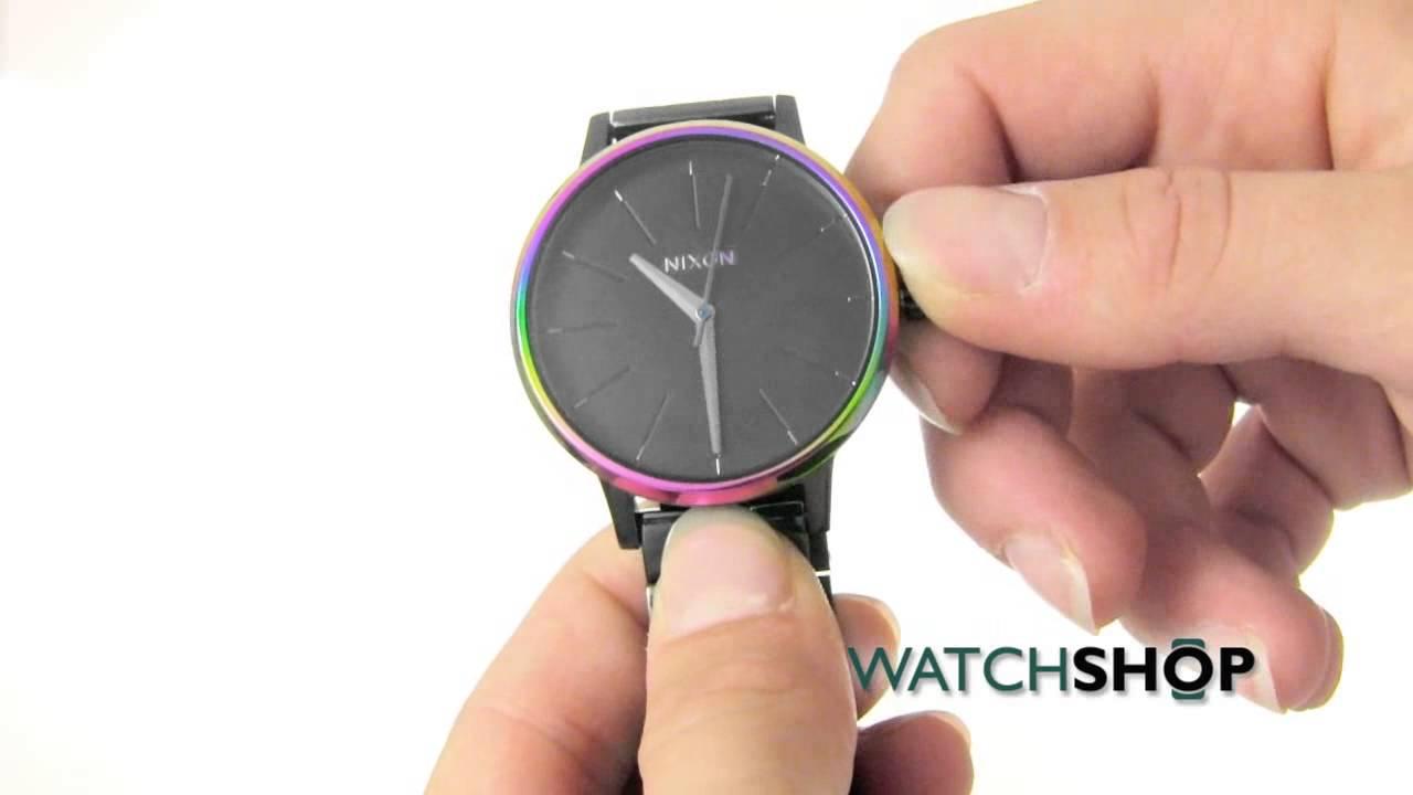 Nixon Ladies  The Kensington Watch (A099-1698) - YouTube 2caef33e4