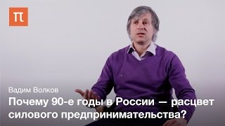 Силовое предпринимательство - Вадим Волков