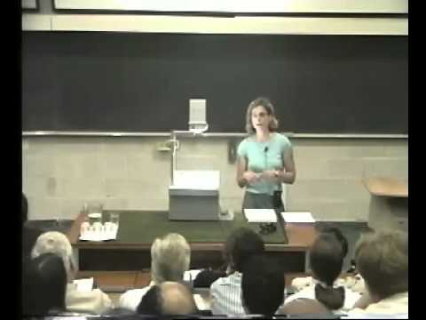 Lisa Randall - Unification in warped extra dimensions and bulk holography