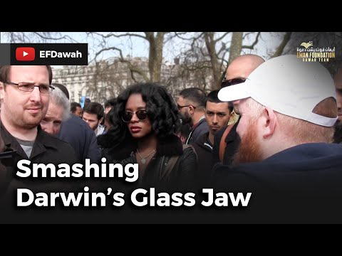 Smashing Darwin's Glass Jaw