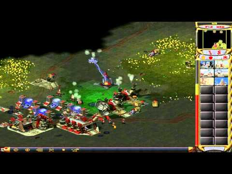 Command & Conquer Red Alert 2: Yuri's Revenge Hard - Soviet Campaign - Head Games 1/1