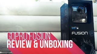 GOPRO FUSION | REVIEW AND UNBOXING
