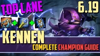 Kennen: How to Stun Your Way to Victory! - League of Legends Champion Guide