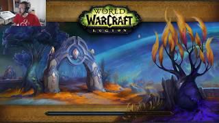 "World of Warcraft Legion ""Missioni mondiali""  [Gameplay ITA]"