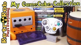 My Little GameCube Collection: Modded Japanese GC, Gameboy Player and More!
