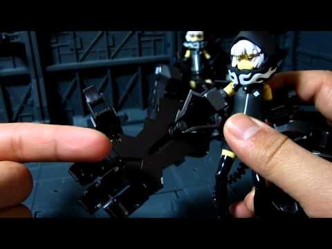 Figma Black Rock Shooter Strength (Legit vs. Bootleg)