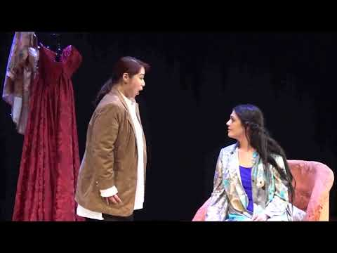 """Voi che sapete Opera """"Le nozze di Figaro"""" - Mezzo-Soprano Heain Youn"""
