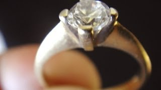 GARRETT AT pro Finds ancient coins GOLD diamond ring