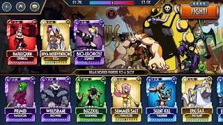 Skullgirls Mobile - Bio Exorcist vs the world (Rumble Pack)