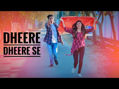 Dheere Dheere Se | Valentine's Day Special | Cute Love Story | Ft. Jeet |Besharam Boyz |