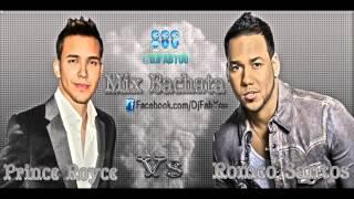 Mix De Bachata  Romeo Santos Y Prince Royce (DJ FabYou) (Temuco - Chile)