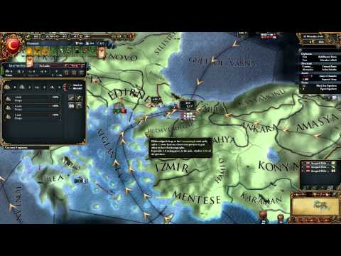 Europa Universalis 4 Tutorial, Part 2A - Advanced Economy.