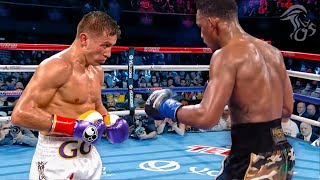 When Gennady Golovkin Is UNSTOPPABLE In The Ring!