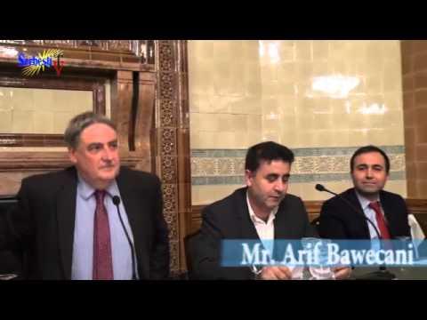 Arif Bawecani London 2 11 2015