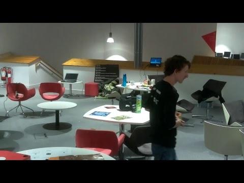 Space Apps 2018 - Bristol Live Stream