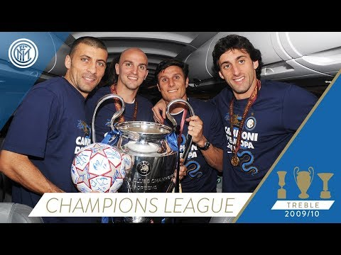 Inter fly back to Milan with the Cup | Champions League 2009/10