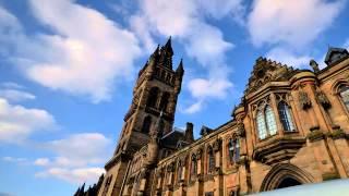 Glasgow Time-Lapse HD (1080P)